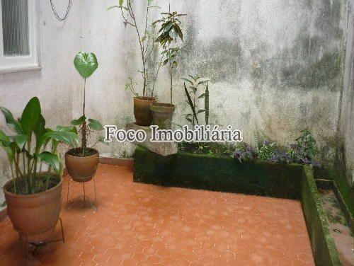 QUINTAL - Casa à venda Rua Marques,Humaitá, Rio de Janeiro - R$ 1.150.000 - FR40106 - 20
