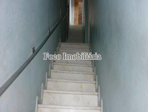 ESCADA - Casa à venda Rua Marques,Humaitá, Rio de Janeiro - R$ 1.150.000 - FR40106 - 7