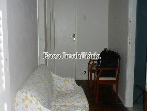 QUARTO - Casa à venda Rua Marques,Humaitá, Rio de Janeiro - R$ 1.150.000 - FR40106 - 8