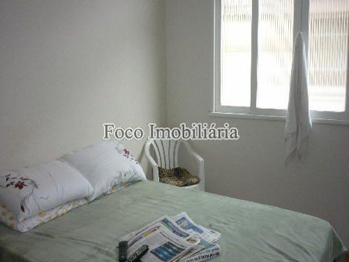 QUARTO - Casa à venda Rua Marques,Humaitá, Rio de Janeiro - R$ 1.150.000 - FR40106 - 11