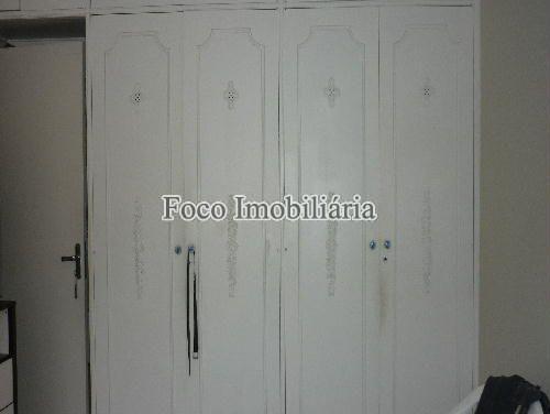 QUARTO - Casa à venda Rua Marques,Humaitá, Rio de Janeiro - R$ 1.150.000 - FR40106 - 12