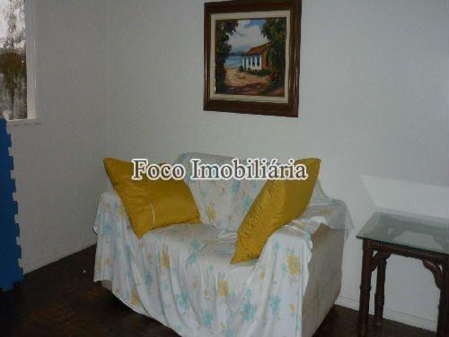 QUARTO - Casa à venda Rua Marques,Humaitá, Rio de Janeiro - R$ 1.150.000 - FR40106 - 10