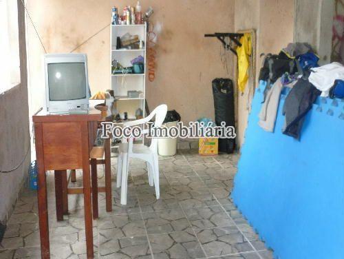 TERRAÇO - Casa à venda Rua Marques,Humaitá, Rio de Janeiro - R$ 1.150.000 - FR40106 - 19