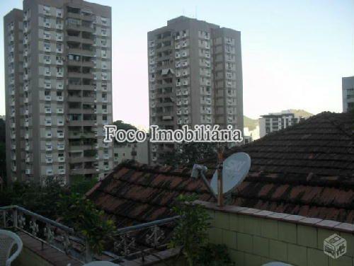 VISTA - Casa à venda Rua Campo Belo,Laranjeiras, Rio de Janeiro - R$ 1.680.000 - FR40121 - 7