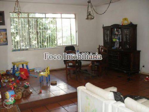 SALA - Casa à venda Rua Campo Belo,Laranjeiras, Rio de Janeiro - R$ 1.680.000 - FR40121 - 4