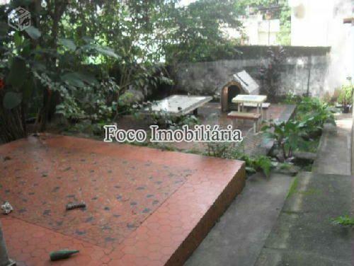 QUINTAL - Casa à venda Rua Campo Belo,Laranjeiras, Rio de Janeiro - R$ 1.680.000 - FR40121 - 5