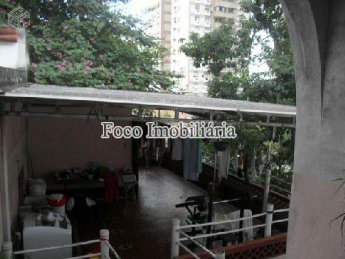VISTA - Casa à venda Rua Campo Belo,Laranjeiras, Rio de Janeiro - R$ 1.680.000 - FR40121 - 14