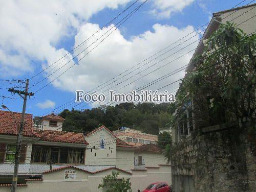 VISTA - Casa à venda Rua Campo Belo,Laranjeiras, Rio de Janeiro - R$ 1.680.000 - FR40121 - 15