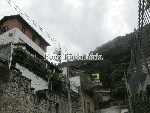 VISTA - Casa à venda Rua Campo Belo,Laranjeiras, Rio de Janeiro - R$ 1.680.000 - FR40121 - 16