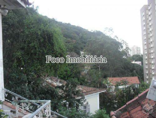 VISTA - Casa à venda Rua Campo Belo,Laranjeiras, Rio de Janeiro - R$ 1.680.000 - FR40121 - 17