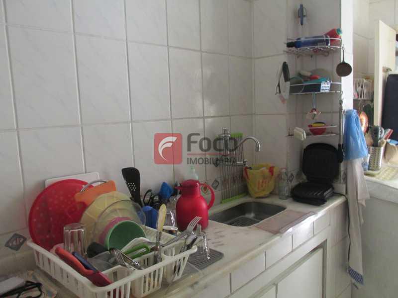 Cozinha - Lagoa bucólica - Sala 2 quartos com dependências - Terraço com churrasqueira de uso comum. - JBAP20678 - 12