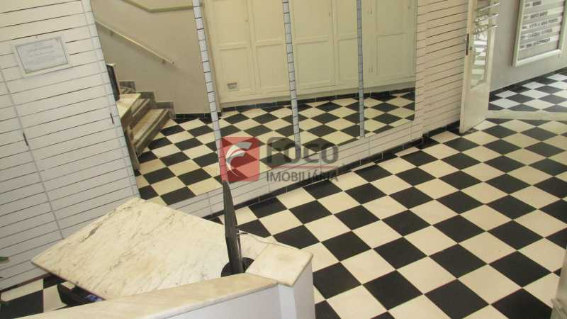 portaria - Oportunidade!!!! Sala comercial no melhor ponto do Leblon - Rua Dias Ferreira - JBSL00053 - 11