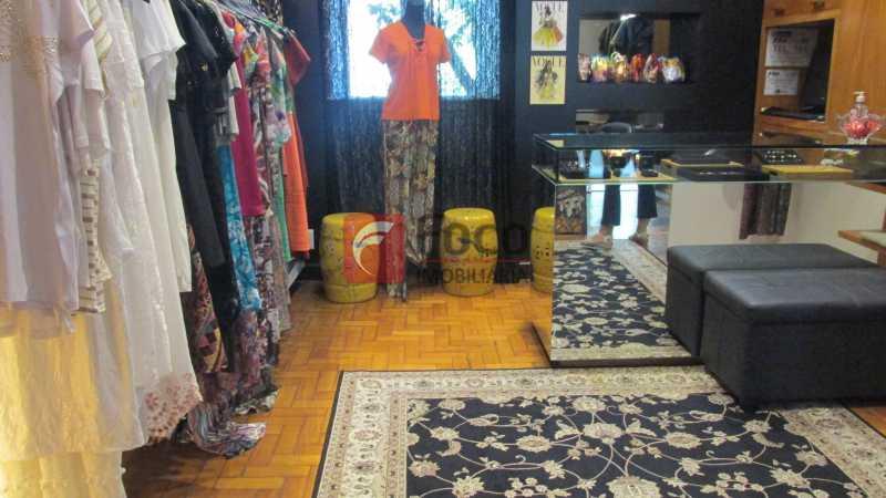 loja - Oportunidade!!!! Sala comercial no melhor ponto do Leblon - Rua Dias Ferreira - JBSL00053 - 1