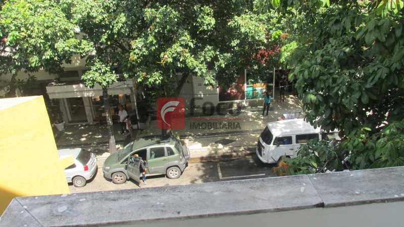 vista - Sala Comercial 24m² à venda Rua Dias Ferreira,Leblon, Rio de Janeiro - R$ 600.000 - JBSL00054 - 3
