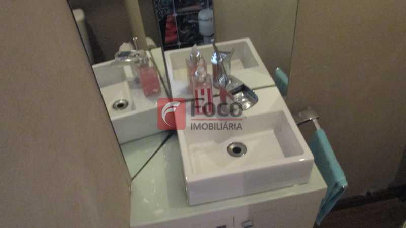 banheiro - Sala Comercial 24m² à venda Rua Dias Ferreira,Leblon, Rio de Janeiro - R$ 600.000 - JBSL00054 - 4