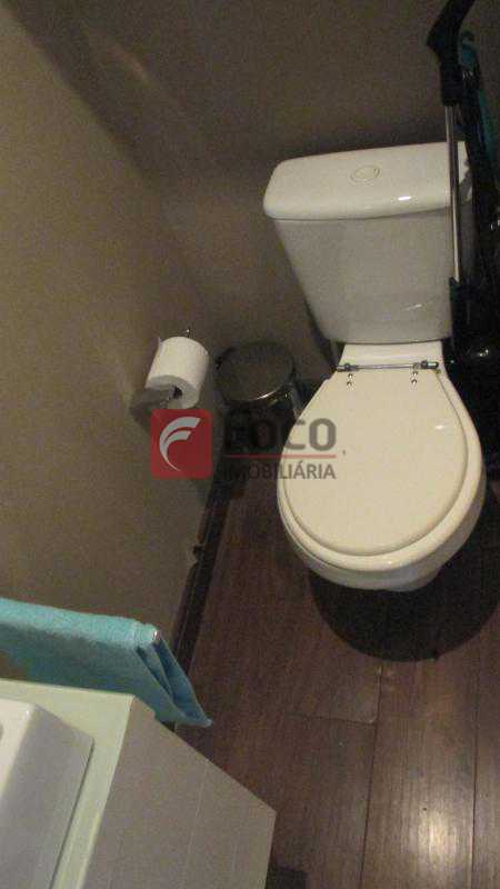 banheiro - Sala Comercial 24m² à venda Rua Dias Ferreira,Leblon, Rio de Janeiro - R$ 600.000 - JBSL00054 - 11