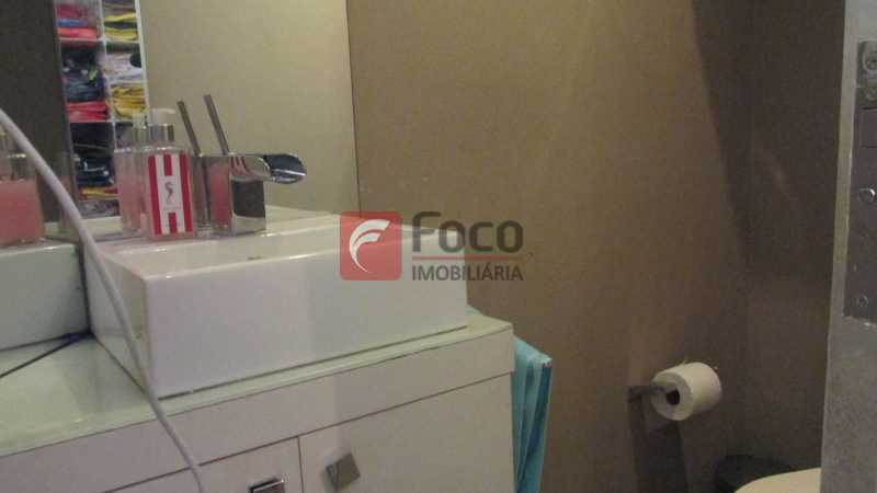 banheiro - Sala Comercial 24m² à venda Rua Dias Ferreira,Leblon, Rio de Janeiro - R$ 600.000 - JBSL00054 - 9