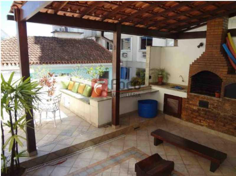 1 - Casa à venda Rua Faro,Jardim Botânico, Rio de Janeiro - R$ 3.150.000 - JBCA40023 - 6