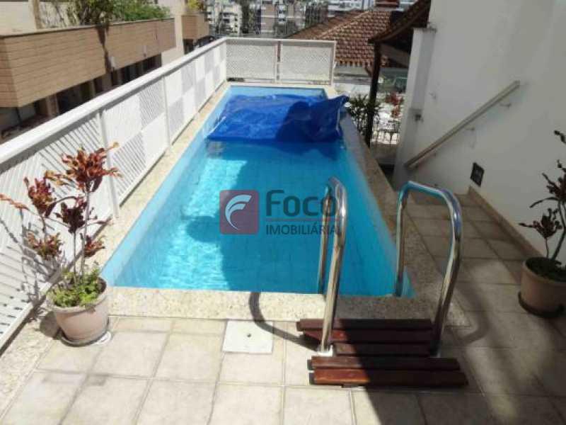 2 - Casa à venda Rua Faro,Jardim Botânico, Rio de Janeiro - R$ 3.150.000 - JBCA40023 - 3