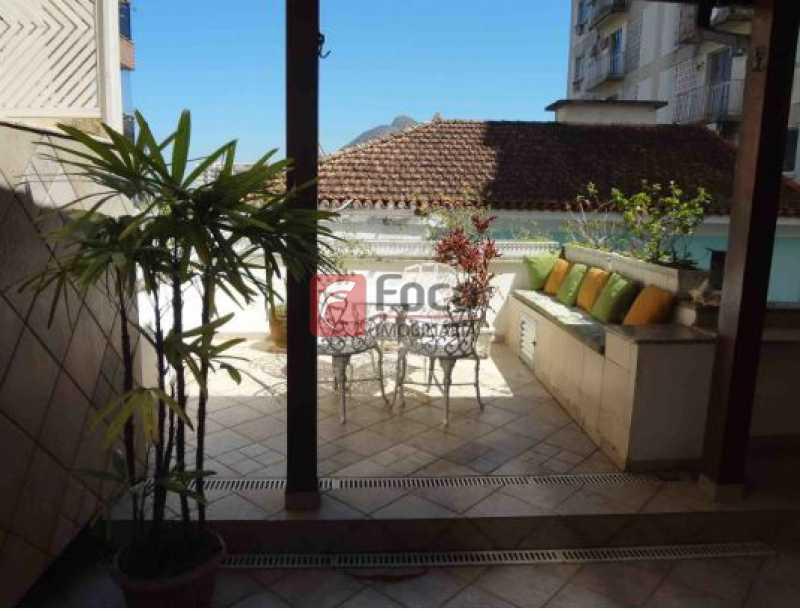 4 - Casa à venda Rua Faro,Jardim Botânico, Rio de Janeiro - R$ 3.150.000 - JBCA40023 - 1