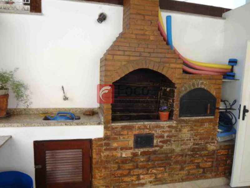 5 - Casa à venda Rua Faro,Jardim Botânico, Rio de Janeiro - R$ 3.150.000 - JBCA40023 - 15