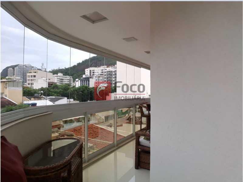 VISTA VARANDÃO - Total Infraestrutura de Lazer - Vista Pão de Açúcar - 03 quartos (1 suíte) - 02 Vagas - JBAP30884 - 9