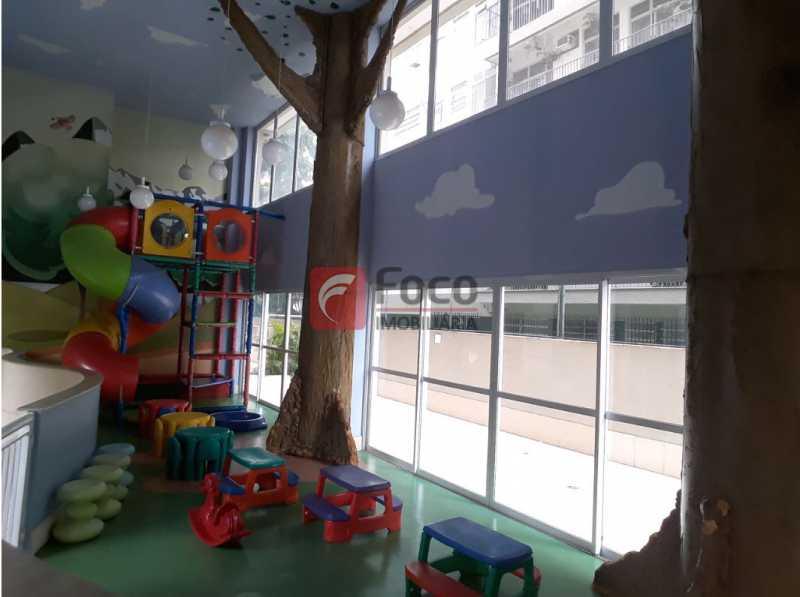 ESPAÇO KIDS 3 - Total Infraestrutura de Lazer - Vista Pão de Açúcar - 03 quartos (1 suíte) - 02 Vagas - JBAP30884 - 28