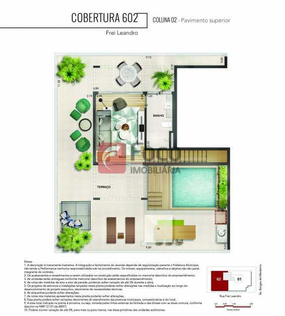 3b229a08-32b3-4e9f-889f-d5be0b - Cobertura 2 quartos à venda Lagoa, Rio de Janeiro - R$ 4.465.000 - JBCO20028 - 1