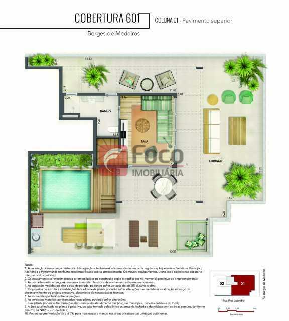 4d094f1e-6459-4199-8a30-d643e5 - Cobertura 2 quartos à venda Lagoa, Rio de Janeiro - R$ 4.465.000 - JBCO20028 - 3