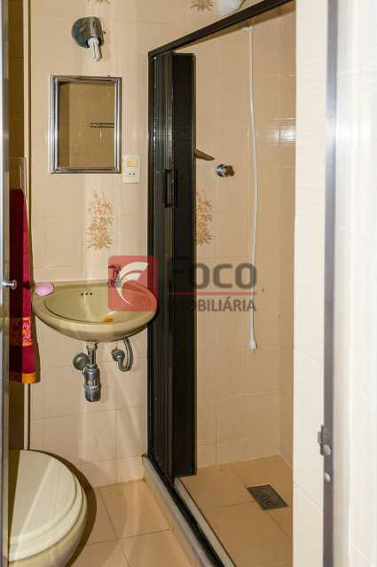 BANHEIRO SERVIÇO - Apartamento à venda Rua Voluntários da Pátria,Botafogo, Rio de Janeiro - R$ 740.000 - FLAP22007 - 21