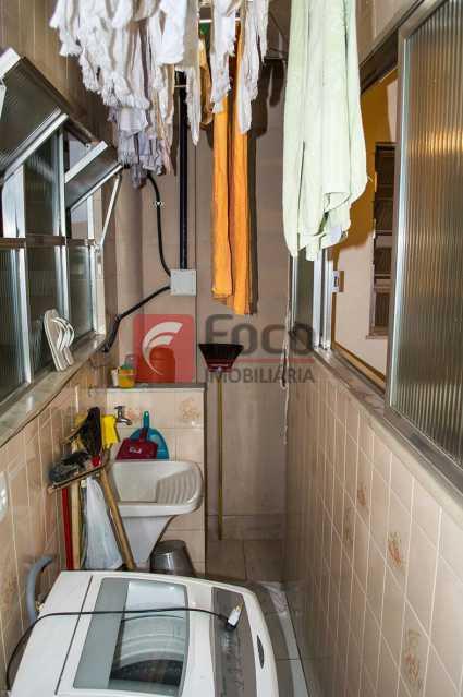 ÁREA SERVIÇO - Apartamento à venda Rua Voluntários da Pátria,Botafogo, Rio de Janeiro - R$ 740.000 - FLAP22007 - 18