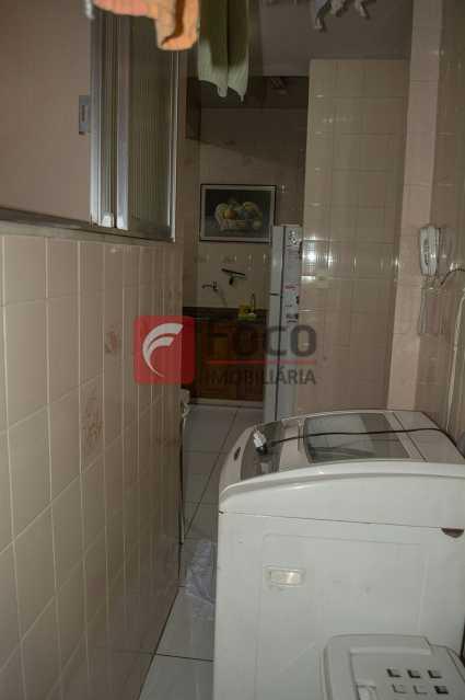 ÁREA SERVIÇO - Apartamento à venda Rua Voluntários da Pátria,Botafogo, Rio de Janeiro - R$ 740.000 - FLAP22007 - 19