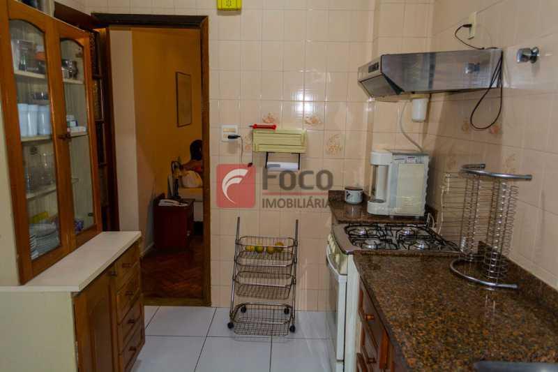 COZINHA - Apartamento à venda Rua Voluntários da Pátria,Botafogo, Rio de Janeiro - R$ 740.000 - FLAP22007 - 15
