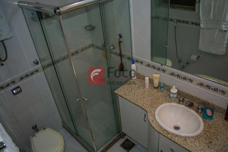 BANHEIRO SOCIAL - Apartamento à venda Rua Voluntários da Pátria,Botafogo, Rio de Janeiro - R$ 740.000 - FLAP22007 - 12
