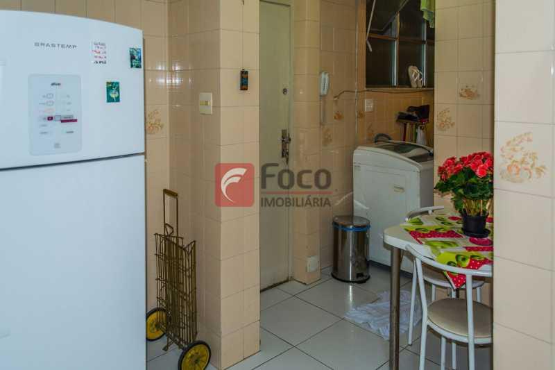 COZINHA - Apartamento à venda Rua Voluntários da Pátria,Botafogo, Rio de Janeiro - R$ 740.000 - FLAP22007 - 16