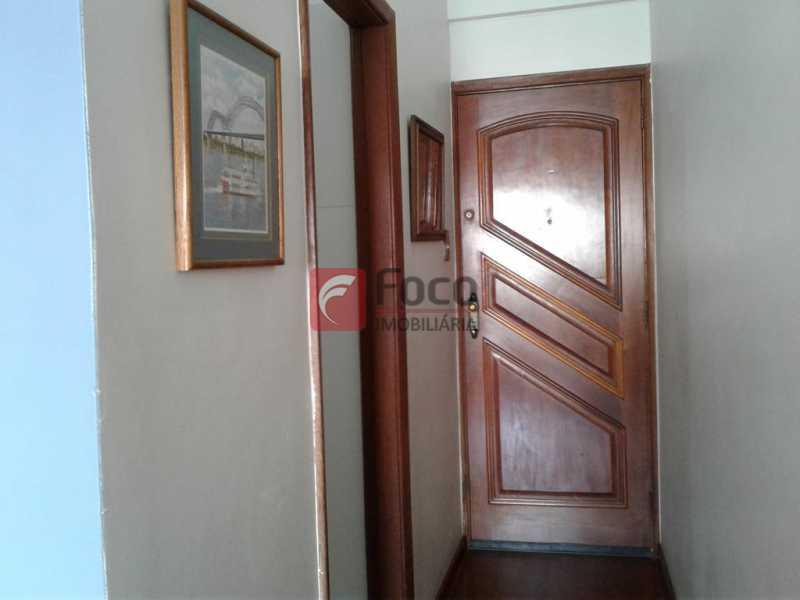 HALL ENTRADA - Apartamento à venda Rua Barão da Torre,Ipanema, Rio de Janeiro - R$ 950.000 - FLAP22010 - 11