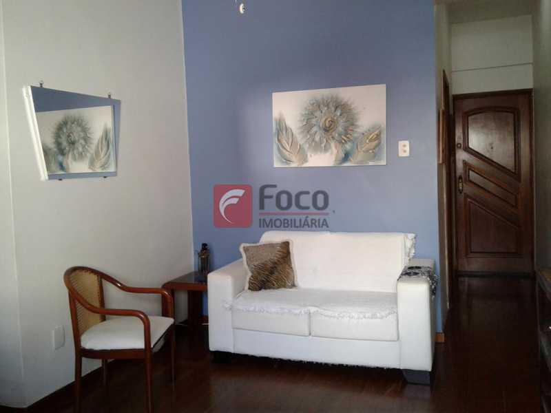 SALA - Apartamento à venda Rua Barão da Torre,Ipanema, Rio de Janeiro - R$ 950.000 - FLAP22010 - 3