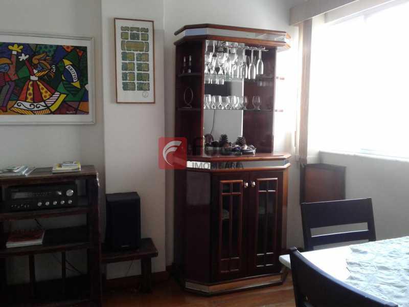 SALA - Apartamento à venda Rua Barão da Torre,Ipanema, Rio de Janeiro - R$ 950.000 - FLAP22010 - 4