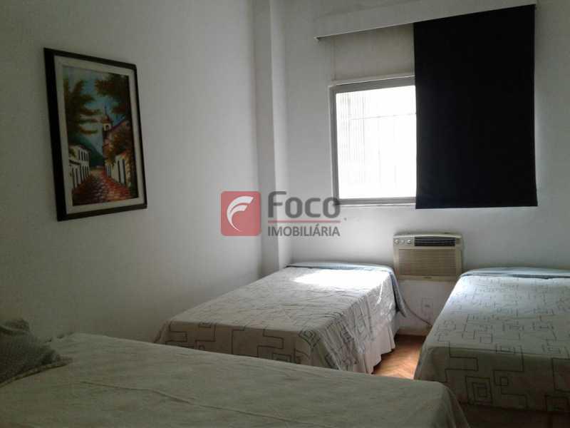 QUARTO - Apartamento à venda Rua Barão da Torre,Ipanema, Rio de Janeiro - R$ 950.000 - FLAP22010 - 6