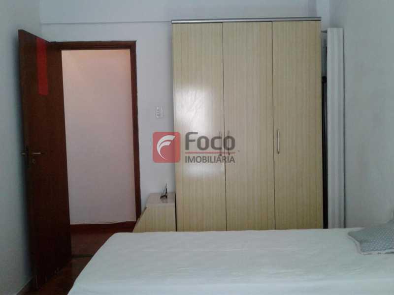 QUARTO - Apartamento à venda Rua Barão da Torre,Ipanema, Rio de Janeiro - R$ 950.000 - FLAP22010 - 5