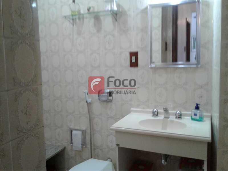 BANHEIRO SOCIAL - Apartamento à venda Rua Barão da Torre,Ipanema, Rio de Janeiro - R$ 950.000 - FLAP22010 - 13