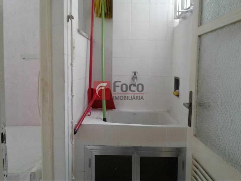 ÁREA SERVIÇO - Apartamento à venda Rua Barão da Torre,Ipanema, Rio de Janeiro - R$ 950.000 - FLAP22010 - 21