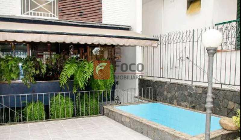 PISCINA - Casa à venda Rua Fernando Magalhães,Jardim Botânico, Rio de Janeiro - R$ 5.800.000 - JBCA50017 - 1