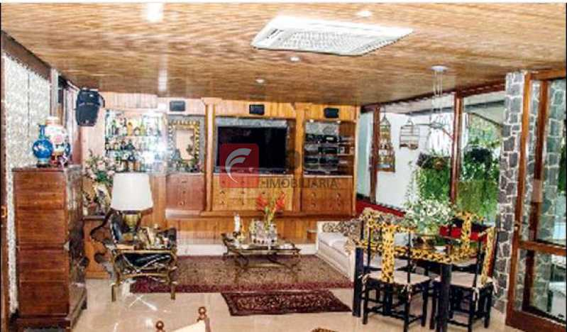 SALA - Casa à venda Rua Fernando Magalhães,Jardim Botânico, Rio de Janeiro - R$ 5.800.000 - JBCA50017 - 6