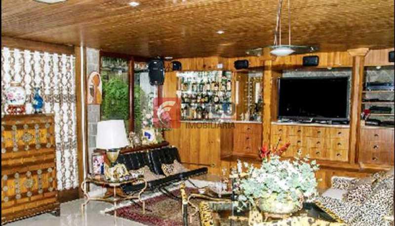 SALA - Casa à venda Rua Fernando Magalhães,Jardim Botânico, Rio de Janeiro - R$ 5.800.000 - JBCA50017 - 8