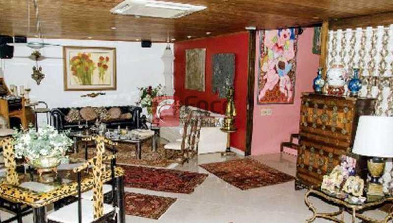 SALA - Casa à venda Rua Fernando Magalhães,Jardim Botânico, Rio de Janeiro - R$ 5.800.000 - JBCA50017 - 5