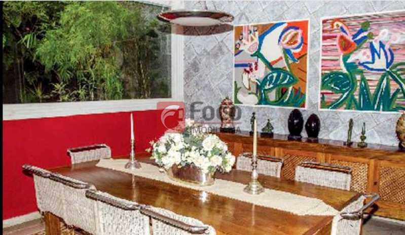 SALA - Casa à venda Rua Fernando Magalhães,Jardim Botânico, Rio de Janeiro - R$ 5.800.000 - JBCA50017 - 9