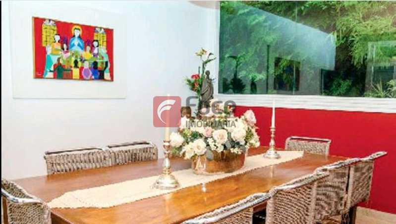 SALA - Casa à venda Rua Fernando Magalhães,Jardim Botânico, Rio de Janeiro - R$ 5.800.000 - JBCA50017 - 4