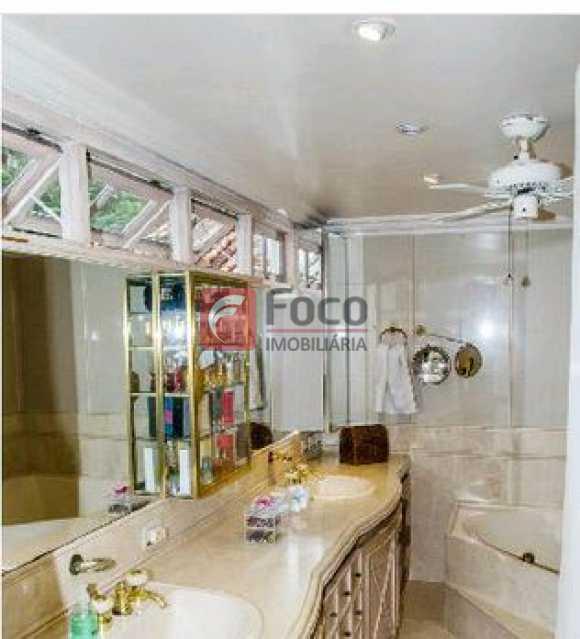 BANHEIRO - Casa à venda Rua Fernando Magalhães,Jardim Botânico, Rio de Janeiro - R$ 5.800.000 - JBCA50017 - 18