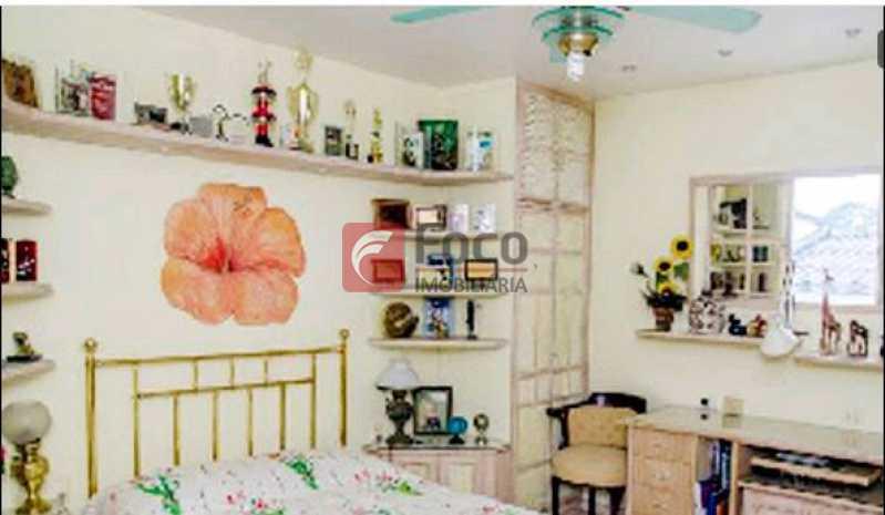 QUARTO - Casa à venda Rua Fernando Magalhães,Jardim Botânico, Rio de Janeiro - R$ 5.800.000 - JBCA50017 - 12
